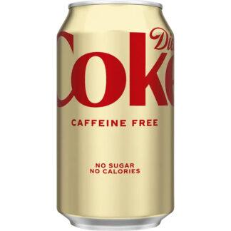 Coke Caffeine Free Diet