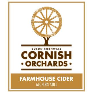 Cornish Orchard Farmhouse