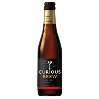Curious Brew Lager