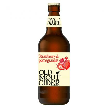 Old Mout Pomegranate & Strawberry