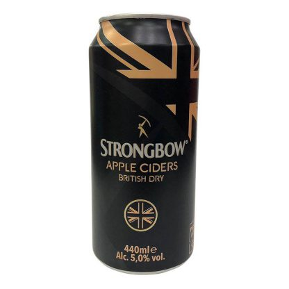 Strongbow Cans