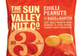 Sun Valley Chilli Peanuts Card