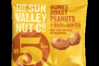 Sun Valley Honey Roasted Peanuts Card