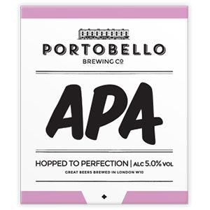 Portobello American Pale Ale