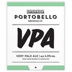 Portobello Very Pale Ale