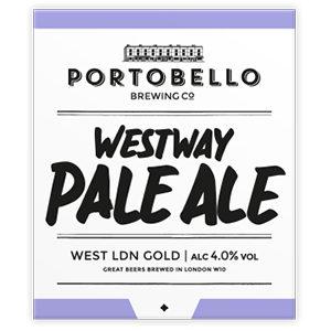 Portobello Westway Pale Ale