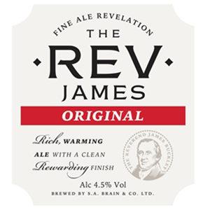 The Rev James Original