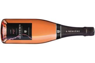 A. Bergere Brut Rosé
