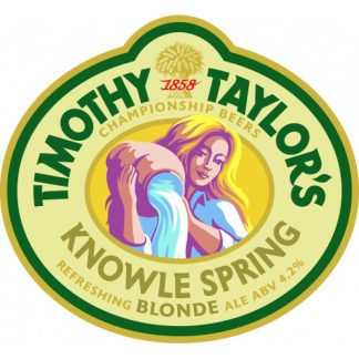 Timothy Taylor's Knowle Spring Blonde