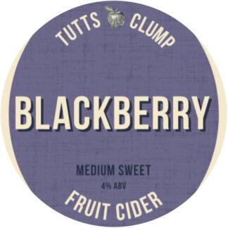 Tutts Clump Blackberry