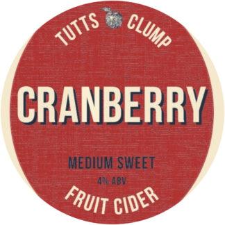 Tutts Clump Cranberry