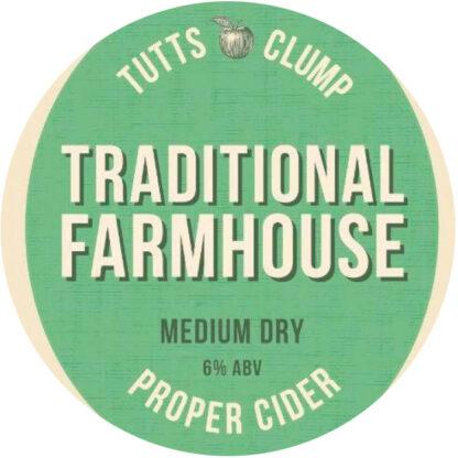 Tutts Clump Traditional Farmhouse