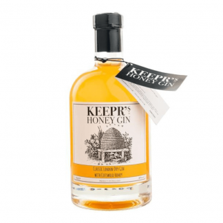 Keepr's Cotswold Honey Gin
