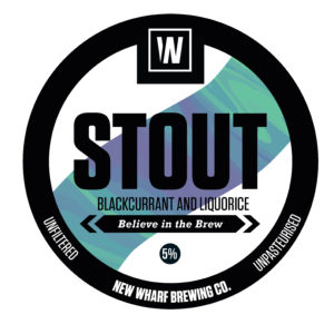 Stout - Blackcurrant Liquorice