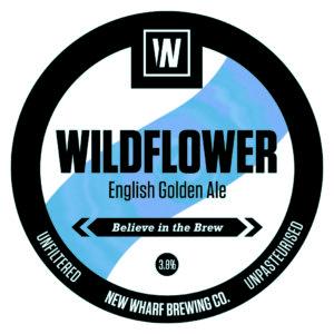 NW Wildflower Pump Clip