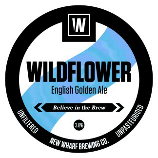 New Wharf Brewing Co. Wildflower