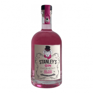 Stanley's Rose, Peach and Raspberry Gin