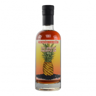 Spit-Roasted Pineapple Gin