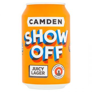 Camden Town Show Off Cans