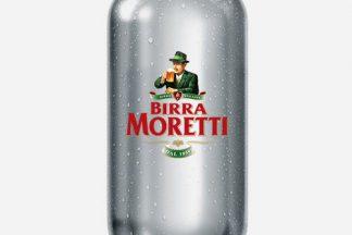 Birra Moretti Brewlock