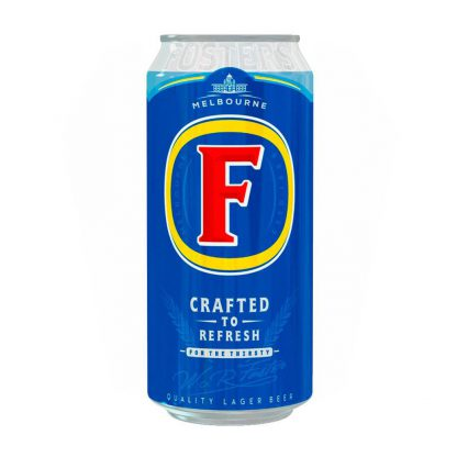 Fosters Cans