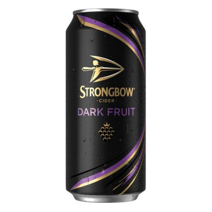 Strongbow Dark Fruits 24 x 440ml Cans