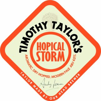 Timothy Taylor Hopical Storm