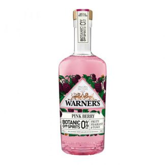 Warner's Alcohol Free Pink Berry