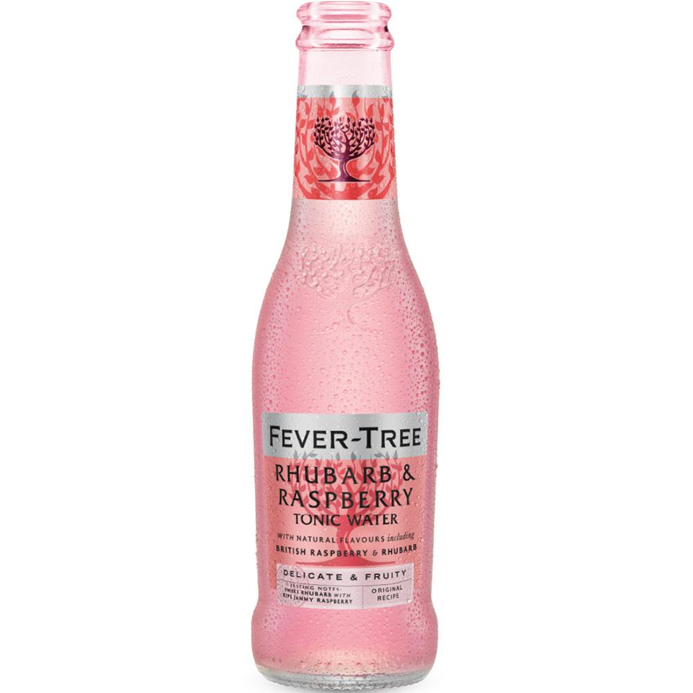 Fever-Tree Light Sweet Rhubarb & Raspberry Tonic